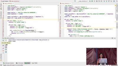 APIs for cyborgs