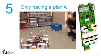 Zebro: building a six legged robot