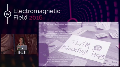 How we created a hackathon with 50/50 female and male participants