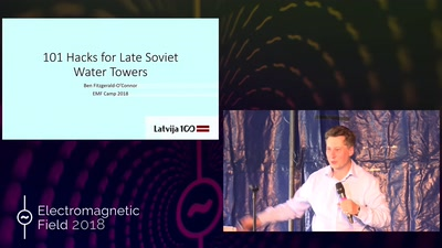 101 Hacks for Late Soviet Water Towers