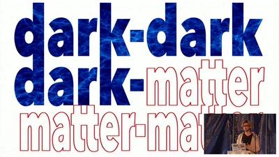 Dark-Dark Dark-Matter Matter-Matter