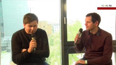 Andreas Blechschmidt im Gespräch mit Kaspar Surber(Woz/FCMC)