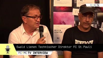 Statement Ewald Lienen (FC St. Pauli), deutsch