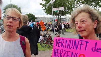 Jetzt erst Recht - Solidarität statt G20, Knut Henkel