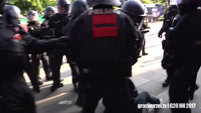 Gay Pride trotz Polizeigewalt, Graswurzel TV