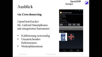 OpenDEM Europe