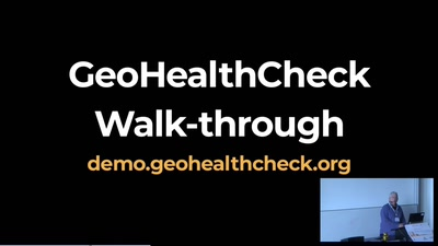 GeoHealthCheck