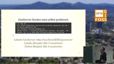 Karten gestalten im GeoServer: SLD, CSS und MBStyles