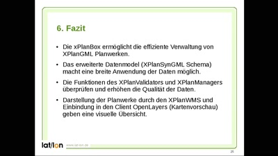 Datenaustausch in der Bauleitplanung effizienter gestalten mit XPlanung und INSPIRE PLU