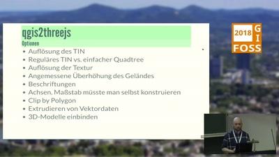 Karten aus QGIS ins Buch, Web oder auf die Leinwand