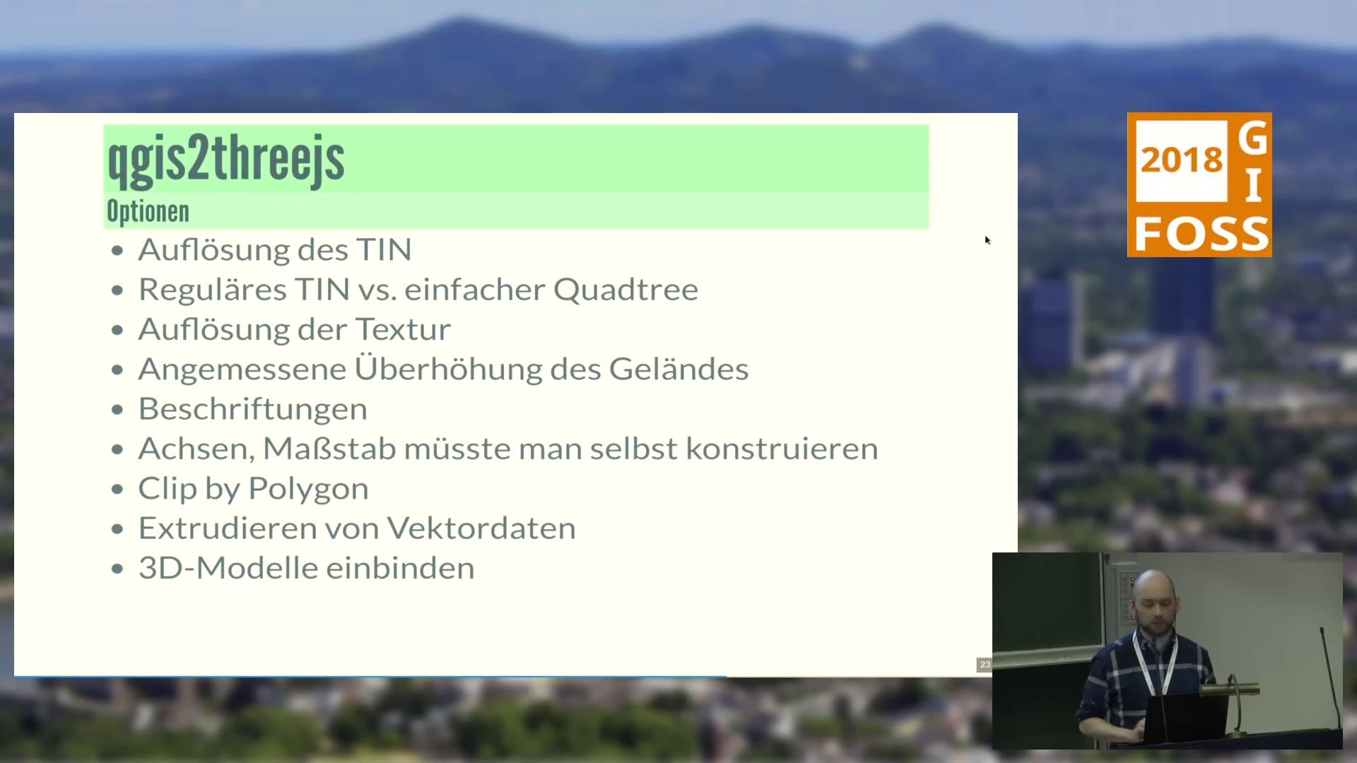 media ccc de - Karten aus QGIS ins Buch, Web oder auf die