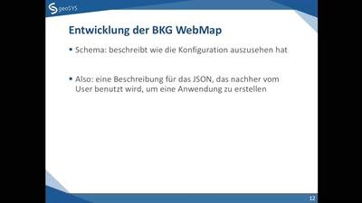 BKG WebMap – ein OpenLayers 4 Framework zur einfachen Erstellung interaktiver Webkarten