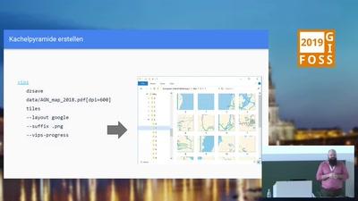 Von statischen Bildern zu interaktiven Karten und zurück