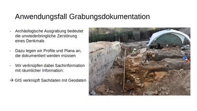 Wie Archäolog*innen GIS (nicht) nutzen