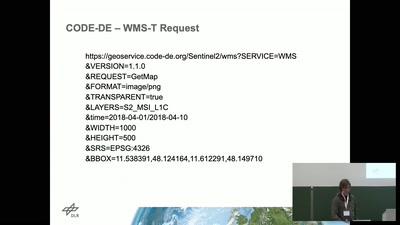 CODE-DE: Suche, Darstellung und Download von Copernicus-Daten über freie Schnittstellen