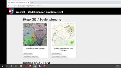 WebGIS kleiner Gemeinden mit QGIS-Server und Lizmap