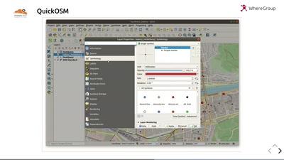OSM-Daten in QGIS nutzen