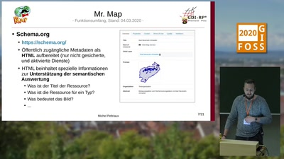 Mr. Map - Open Source Service Registry