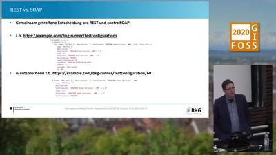Neuentwicklung der GDI-DE Testsuite