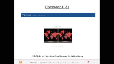 OSM-Daten mit Vektortiles erfolgreich nutzen