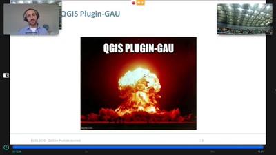 QGIS im Produktivbetrieb: Erfahrungsbericht zur Einführung von QGIS als professionelles Planungswerkzeug