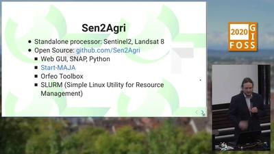 Offene Smart Farming Produkte aus offenen Satellitendaten