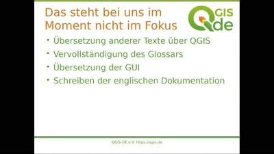 QGIS-Übersetzung
