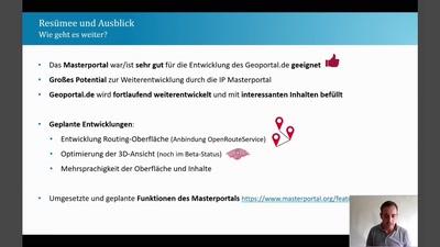 Geoportal.de 2.0 - Ein Portal auf Basis der Masterportal-Software