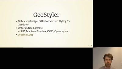 Massenkonvertieren kartographischer Stildokumente mit GeoStyler-CLI