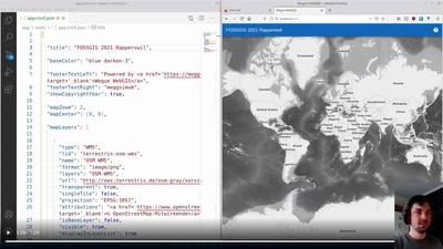 Webmaps effizient mit Wegue erstellen