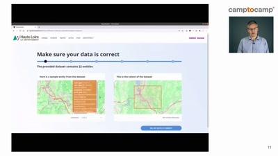 Die Benutzerfreundliche Pflege einer Geodateninfrastruktur mit GeOrchestra Datafeeder