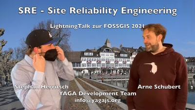 Site Reliability Engineering (SRE) in Geo-Diensten