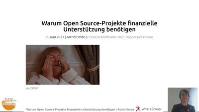 Warum Open Source-Projekte finanzielle Unterstützung benötigen