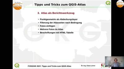 Tricks und Kniffe rund um den QGIS-Atlas