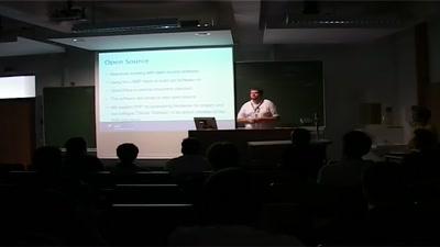 Arbeiten mit Open Source