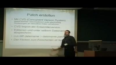 Open Source Entwicklung lernen mit Drupal