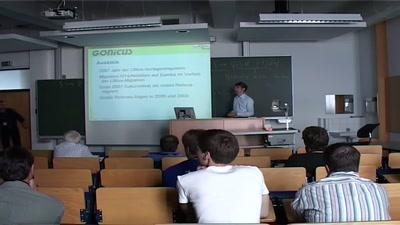 Revolution und Evolution - Freie Software im LiMuxprojekt