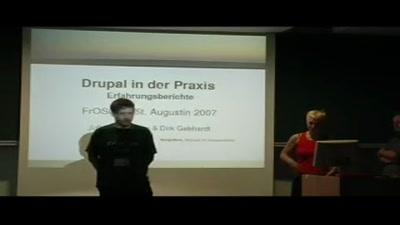 Drupal in der Praxis: Erfahrungsberichte