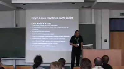 Linux in der Musikproduktion