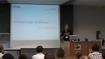 Mehrsprachige Strömungen in PHP
