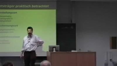 Rechtsfragen freier Geodaten-Projekte
