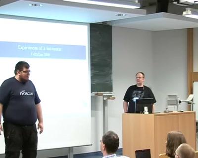 Erfahrungen eines Debian Listmasters