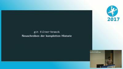 Nicht alltägliche Git-Funktionen