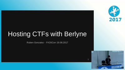 Hosting CTFs with Berlyne