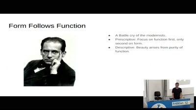 Principles of Design in Software Systemen
