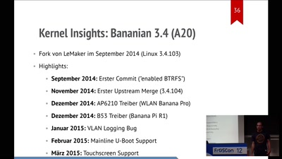 Rise and Fall of Bananian Linux