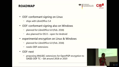 gpg4libre - OpenPGP signing & encryption in LibreOffice