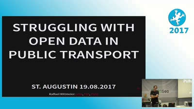 struggling with open data in public transport