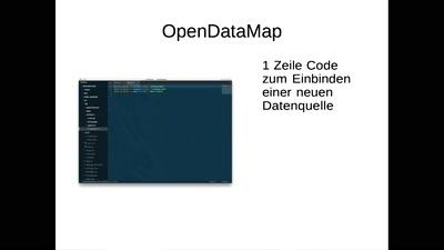 OpenDataMap