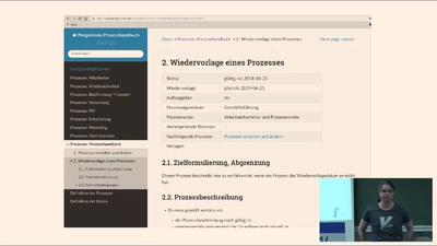 Managementwerkzeuge aus der Open-Source-Entwicklung